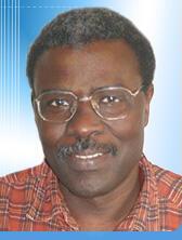 L'auteur mauritanien Abdoul Ali War.