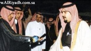 Prince Abdul Aziz Bin Fahd is reported to have been the owner of the hijacked vehicle
