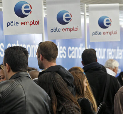 Французская биржа труда