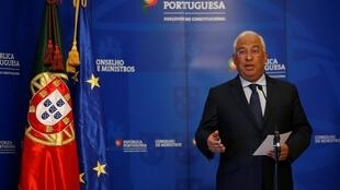 O primeiro-ministro António Costa disse que o estado de emergência em Portugal não significa uma suspensão da democracia.
