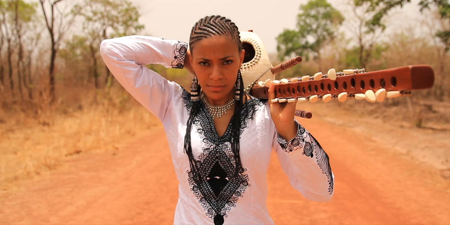 Sona Jobarteh resettled in The Gambia in 2014 to focus on her cultural academy