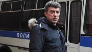 Борис Немцов, фото от декабря 2011 года