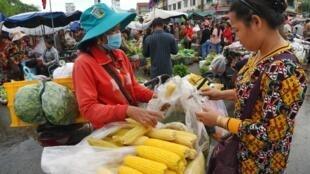 L'Union européenne suspend l'avantage commercial accordé au Cambodge. Les produits cambodgiens exportés seront taxés à 20% (photo d'illustration).