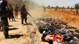Wanajihadi wa ISIL nchini Iraq wanadaiwa kutekeleza mauaji ya raia