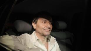 Cesare Battisti, le 8 juin 2011.