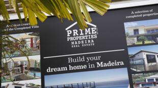 Sur l'île touristique de Madère, cette agence immobilière vise une clientèle très fortunée.