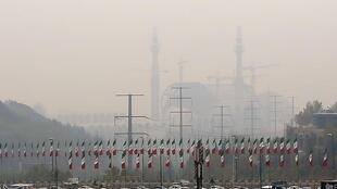 هوای تهران خفه کننده شده است