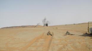 Zone proche de la forêt de Wagadou, côté Mali, où a eu lieu un accrochage entre l'armée mauritanienne et les combattants d'Aqmi, le 24 juin 2011.