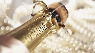 O champagne caiu no gosto do púplico brasileiro.