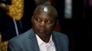 Vital Kamerhe a géré le programme d'urgence des 100 premiers jours dans lequel il y a des soupçons de corruption.