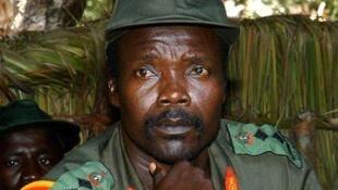 Kiongozi wa Jeshi la uasi, LRA, Joseph Kony