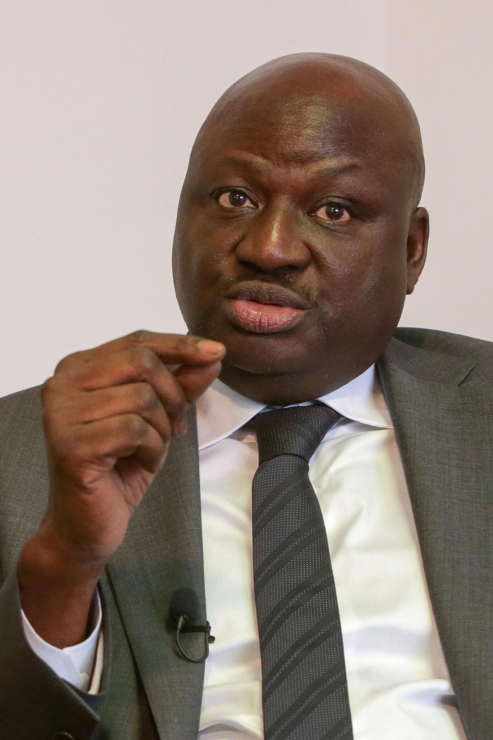 Aristides Gomes, primeiro-ministro da Guiné-Bissau.