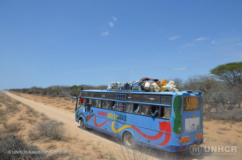 La vie au quotidien dans les camps de réfugiés de Dadaabe, au Kenya.