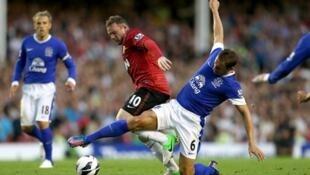 Manchester wakivaana na Everton