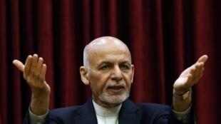 نشست خبری اشرف غنی در کابل. یکشنبه ١١ اسفند- حوت/ اول مارس ٢٠٢٠