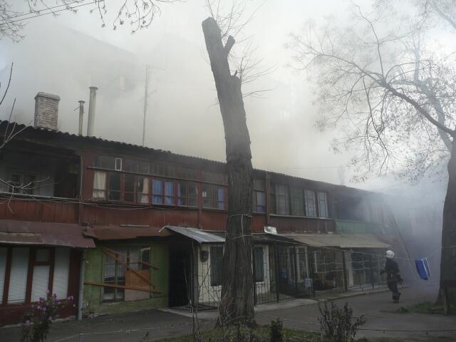 Vụ nổ tại khu nhà ở Odessa Ukraina, ngày 04/01/2012. Từ đây, tình báo Nga đã phát hiện âm mưu ám sát ông Putin.