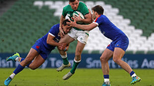 Ireland have been blunt in attack during the 2021 Six Nations