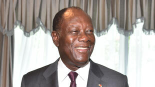 Ivory Coast's President Alassane Ouattara has been elected to a contested third term
