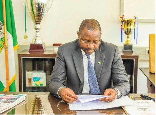 ministan matasa da wasanni a Najeriya, Sunday Dare