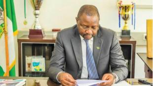 Ministan Wasanni da Matasa na Najeriya Sunday Dare