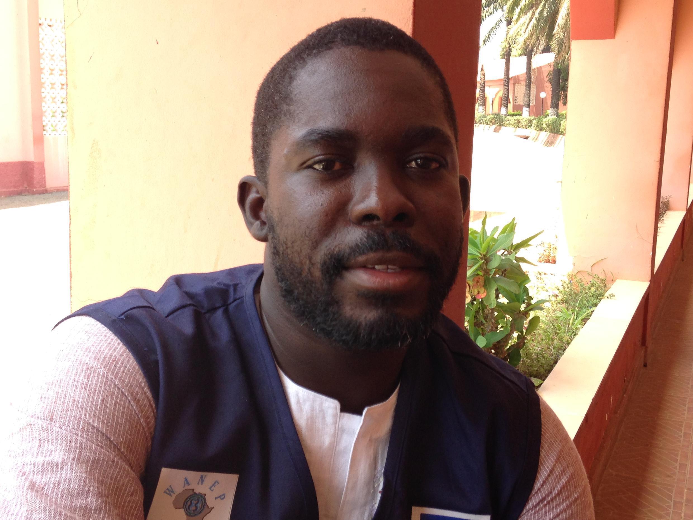 Miguel de Barros, director-executivo da ONG guineense Tiniguena.