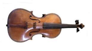 Un violon Stradivarius au Palais royal de Madrid