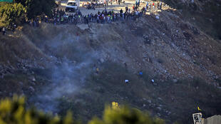 liban israel frontière