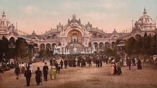 Exposition Universelle de Paris 1900.