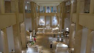 Le Musée national de Beyrouth désormais sur tablettes et téléphones mobiles.