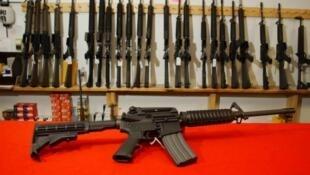 Plusieurs millions d'armes illégales sont en circulation sur le territoire français.