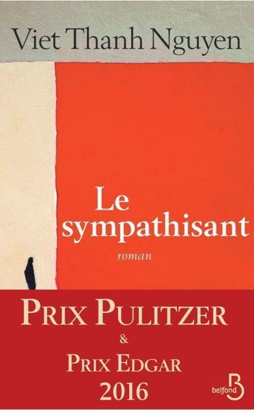 """Couverture du roman """"Le Sympathisant"""""""