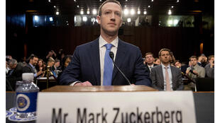 Etats-Unis - Mark Zuckerberg_Capitole_2018 - AP photos