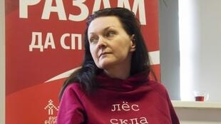 Belarus expert detained