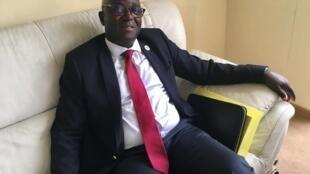 Jorge Malú, ministro dos Negócios Estrangeiros, Cooperação Internacional e Comunidades da Guiné-Bissau