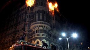 Attack on the Taj Mahal Palace Hotel in Mumbai on 26 November 26 2008