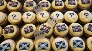Os escoceses começaram a votar para decidir sobre a independência do país em relação ao Reino Unido.