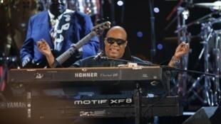 Stevie Wonder é a principal atração do Festival de Jazz de Montreux de 2014.
