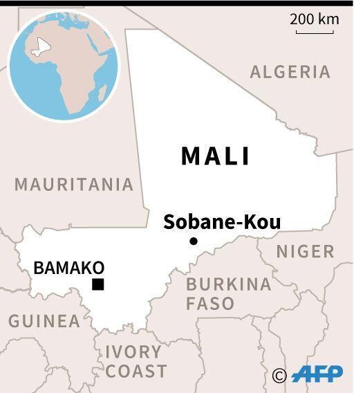 Map Taswirar da ke nuna yankin  Sobane-Kou a Mali