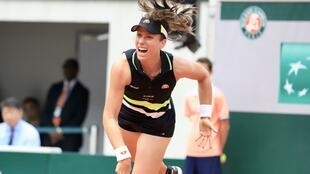Johanna Konta reached her first French Open semi-final with her victory over Sloane Stephens..
