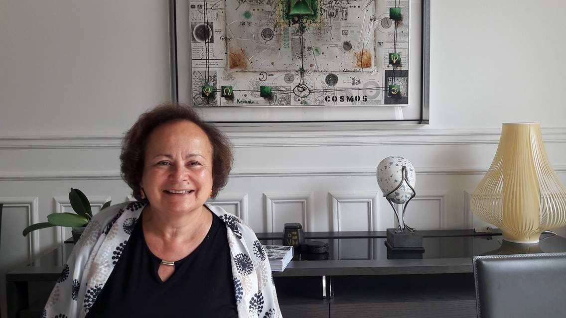 Мирей Исраэль-Лан, специалист по культурной истории израильского вина