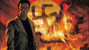 La couverture de la BD «Marcas».
