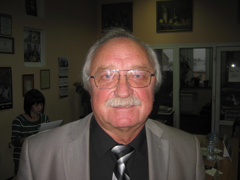 Председатель экологической организации «Зелёный мир» Олег Бодров