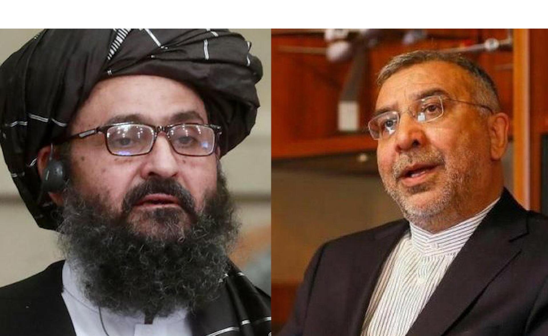 iran/ taliban