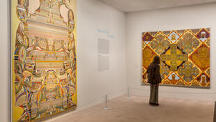 «Esprit es-tu là ?», peintres et voix de l'au-delà ont rendez-vous au musée Maillol à Paris.