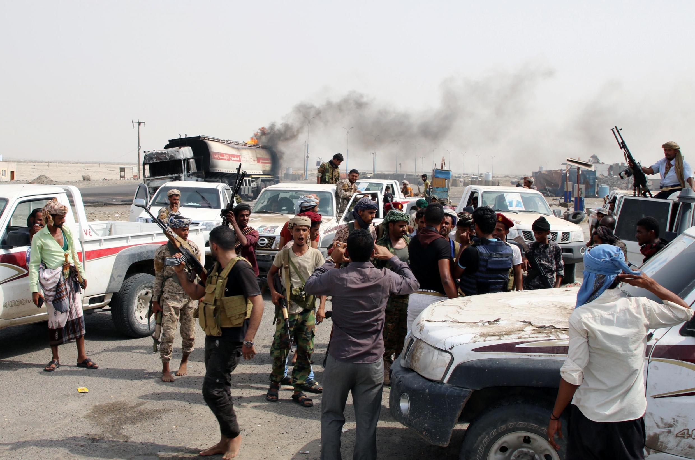 Amnesty International lên án các tập đoàn vũ khí quốc tế gián tiếp nhúng tay vào xung đột tại Yemen. Ảnh minh họa.