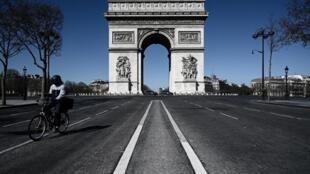 La capitale parisienne s'apprête à se déconfiner.