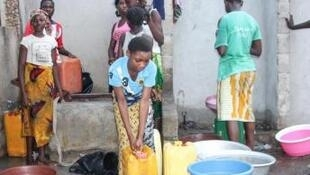 Escassez de água em Luanda é preocupante