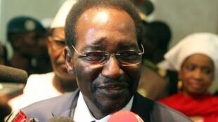 Dioncounda Traoré, presidente maliano