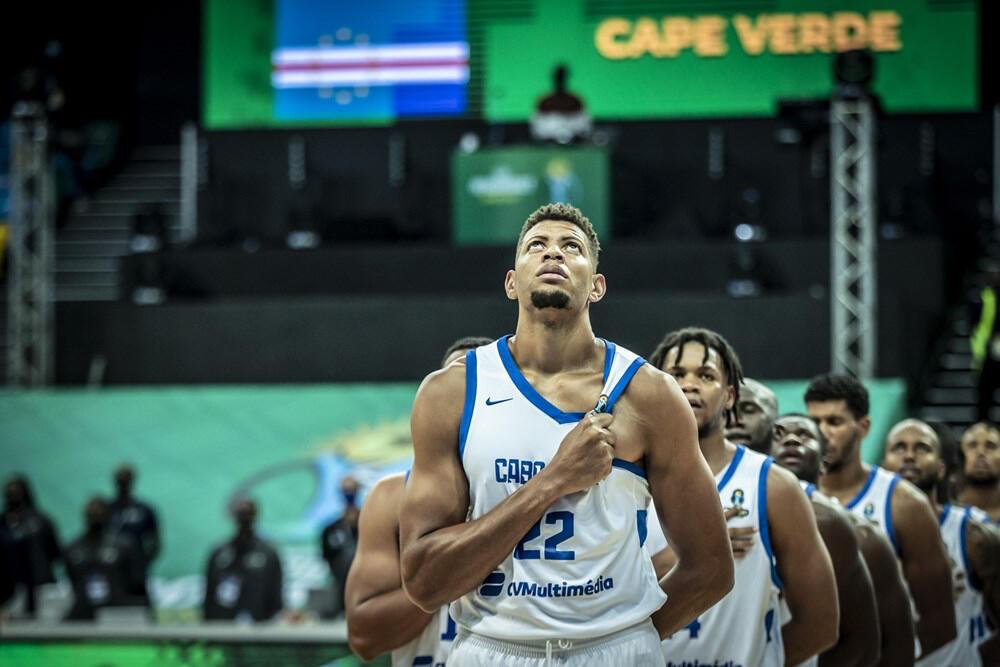 Cabo Verde - Afrobasket - Basquetebol - Desporto - RDC - Basket-Ball - Cabo-Verdianos - Basket-Ball - Cap-Vert