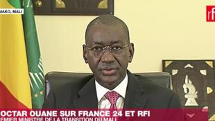 Moctar Ouane RFI